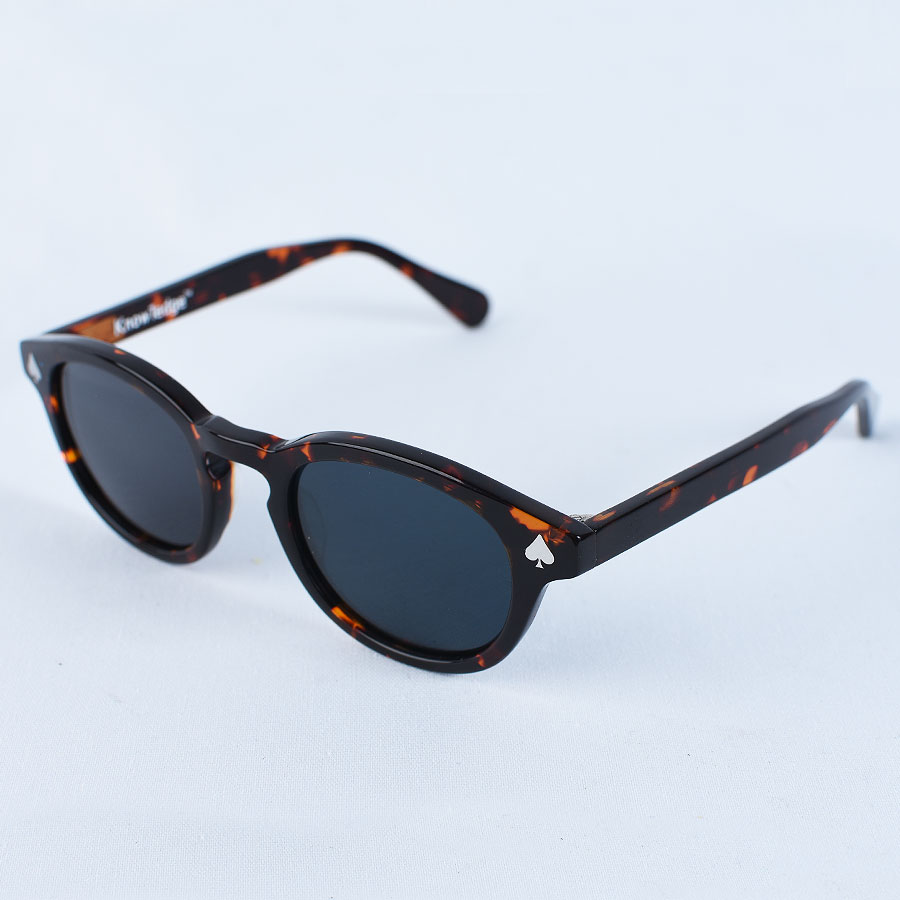 Tortoise Shell Accessories Knowledge X DSC Sunglasses in Stock Now