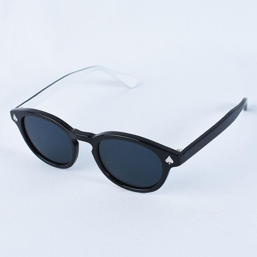 Black Accessories Knowledge X DSC Sunglasses in Stock Now