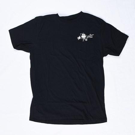 Doom Sayers Felix Censored Pocket T Shirt Black