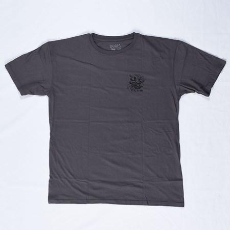 Doom Sayers Window T Shirt Charcoal