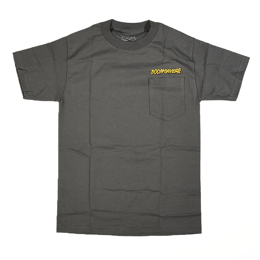 Charcoal, Black T Shirts Snake Shake Pocket T Shirt in Stock Now