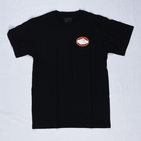 Doom Sayers Snake Bite T Shirt Black