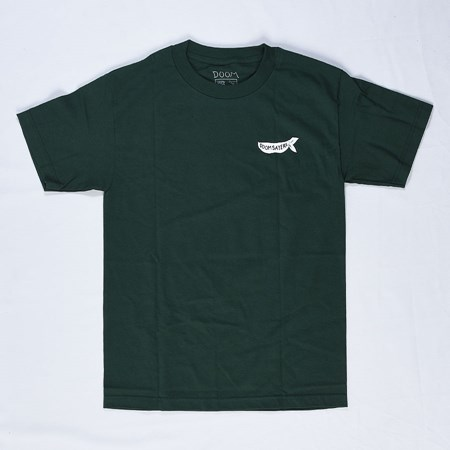 Doom Sayers Corp Guy T Shirt Green