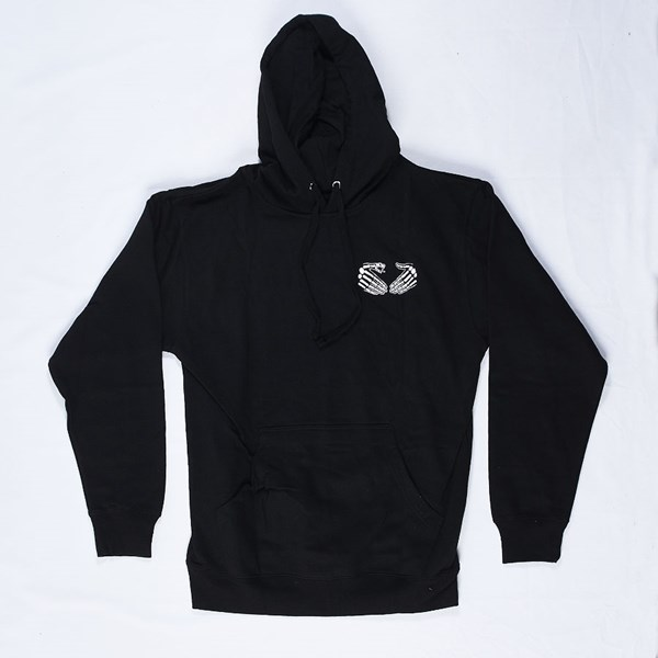 Doom Sayers X-Ray Vision Hoodie Black