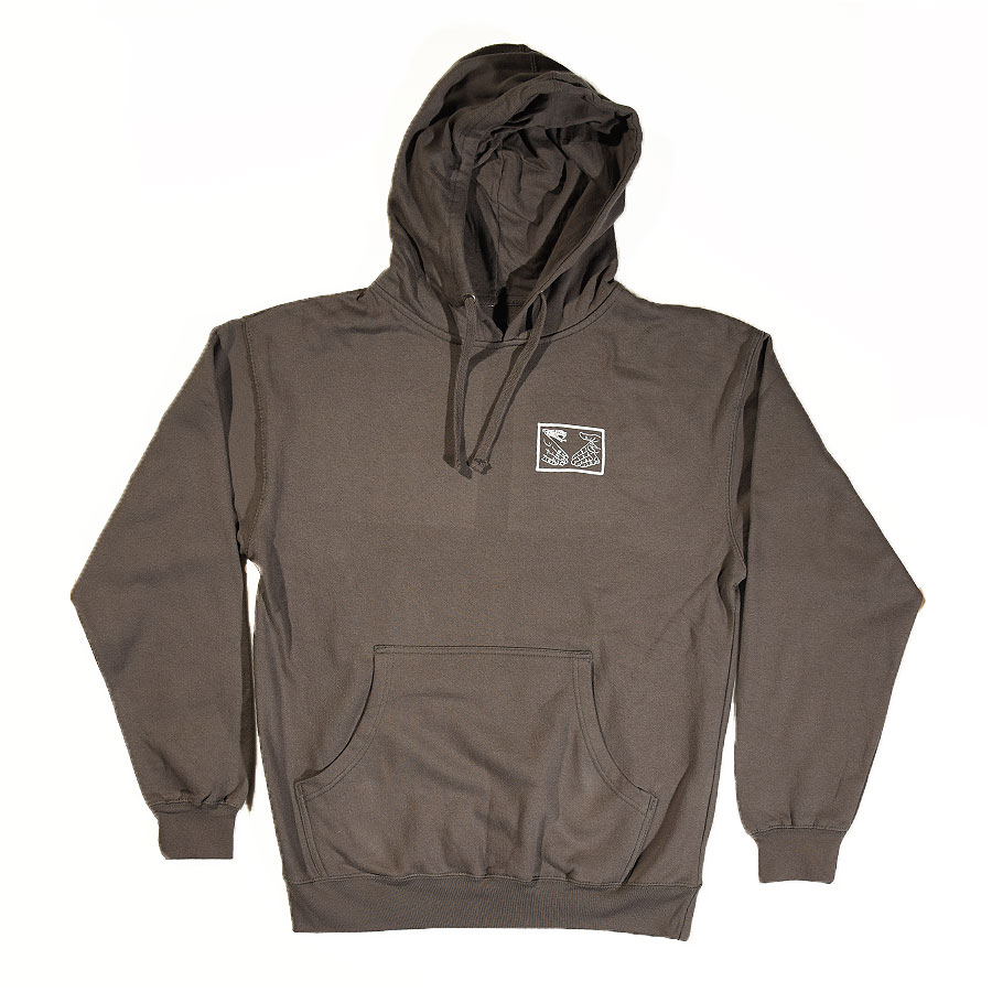 Charcoal Hoodies and Sweaters Snake Shake Hoodie in Stock Now