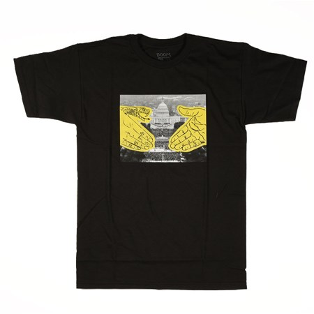 Doom Sayers Inaugural T Shirt Black
