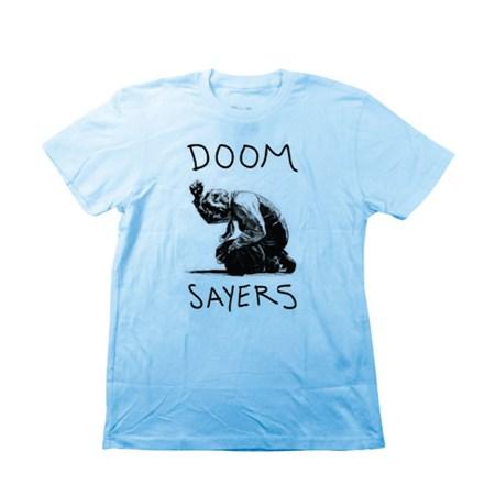 Doom Sayers Death Of A Salesman T Shirt White