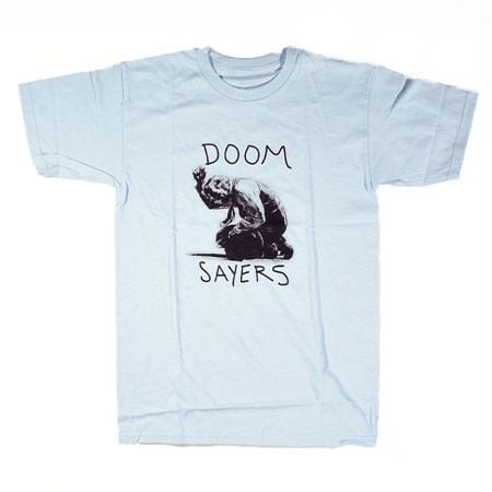 Doom Sayers Death Of A Salesman T Shirt Light Blue