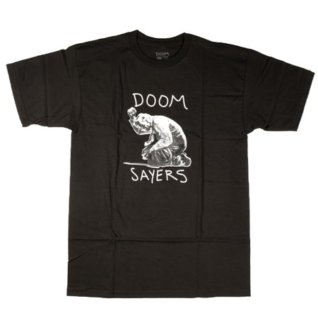 Doom Sayers Death Of A Salesman T Shirt Black