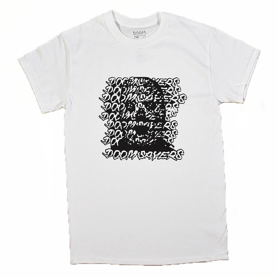 White T Shirts Ghost Face T Shirt in Stock Now