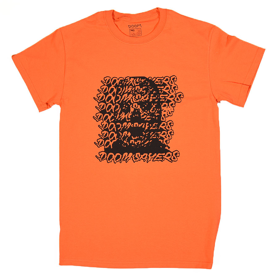 Orange T Shirts Ghost Face T Shirt in Stock Now