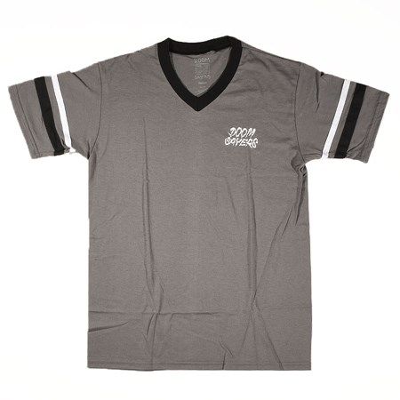 Doom Sayers Doom Sayers Vintage Jersey Grey, Black, White