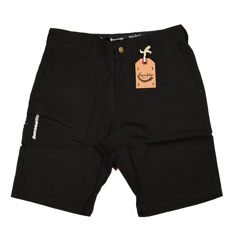 Black Pants and Jeans DSC X Knowledge Bob Shorts in Stock Now