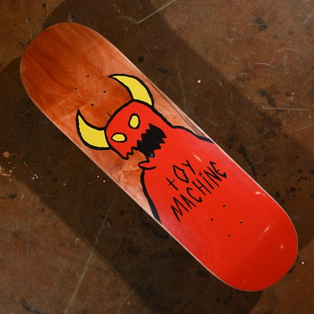 Toy Machine Sketchy Monster Deck