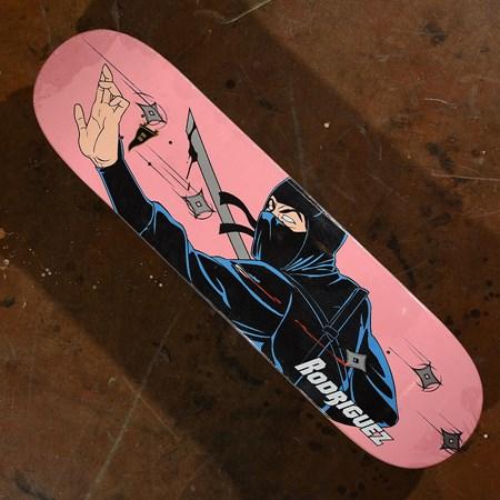 Primitive Paul Rodriguez Ninja Deck  in stock now.