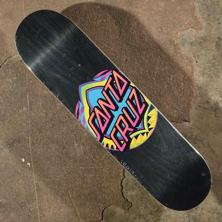 Santa Cruz Neon Dot Deck  in stock now.
