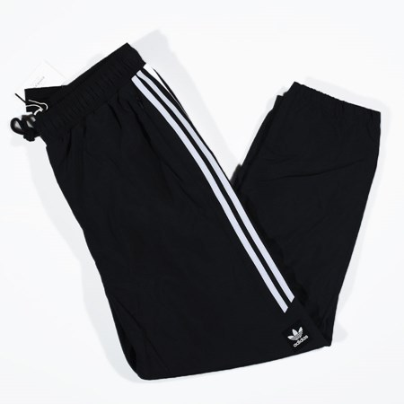 adidas Classic Pants Black, White in stock now.