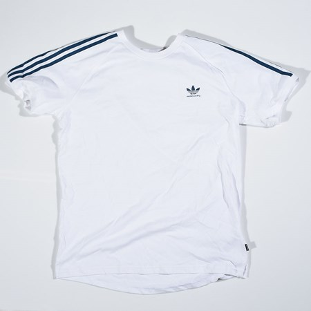 adidas California 2.0 T Shirt White in stock now.