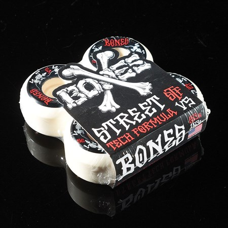 Bones Wheels Annuals STF V5 Wheels White in stock now.