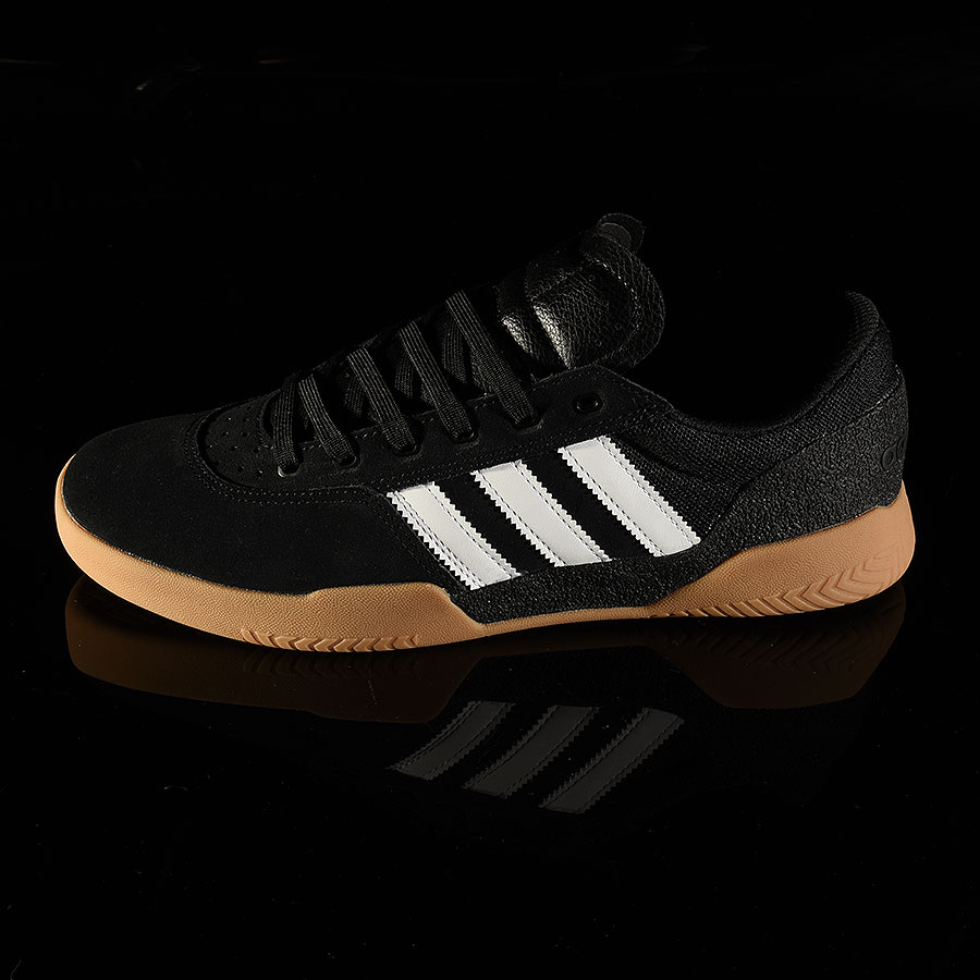 Black, White, Gum Shoes City Cup Shoe in Stock Now