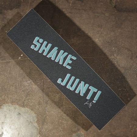 Shake Junt Jamie Foy Griptape Black, Pink