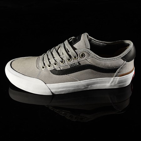 Size 11 in Vans Chima Pro 2 Shoe, Color: Drizzle, Black, White