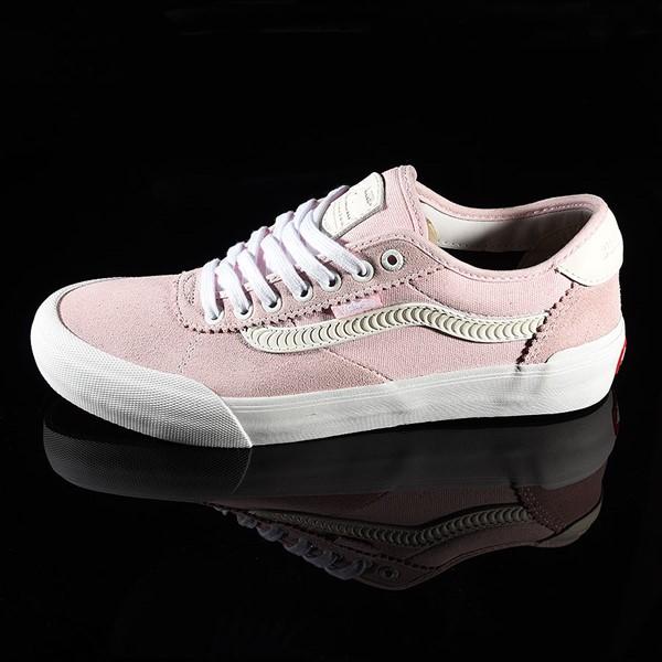 Vans Chima Pro 2 Shoe Pink, White, Spitfire