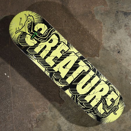 Creature Mike Giant Serpents UV Deck
