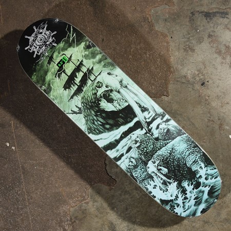 Creature Chris Russell Black Abyss Deck