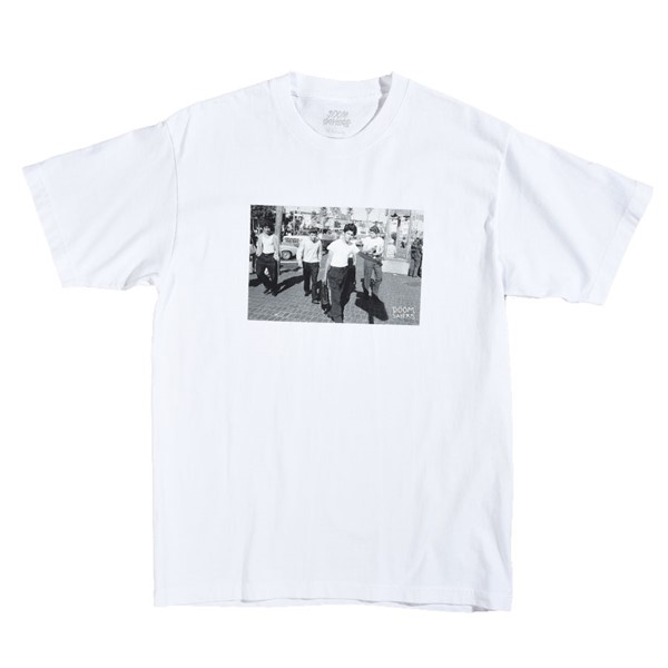 Doom Sayers The Approach T Shirt White
