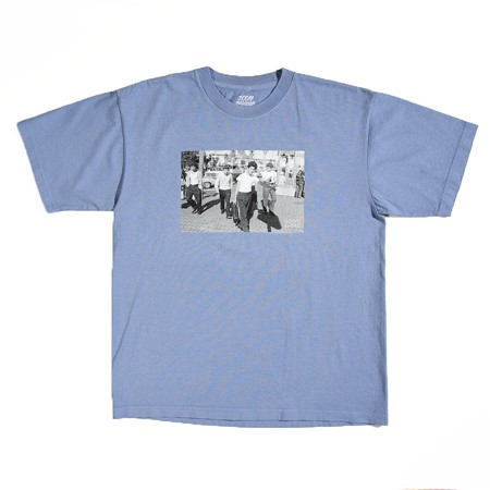 Doom Sayers The Approach T Shirt Clear Blue
