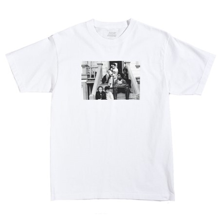Doom Sayers 1266 De Haro T Shirt White