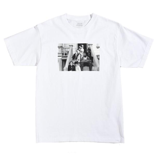 Doom Sayers 1266 De Haro T Shirt White