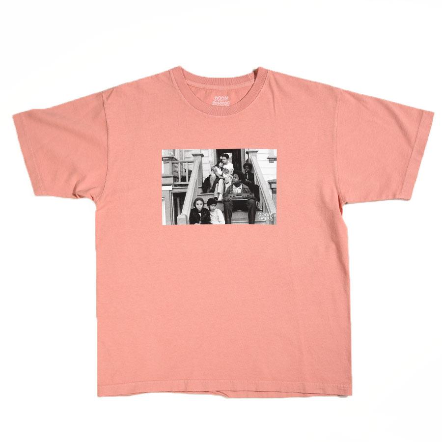 Peach T Shirts 1266 De Haro T Shirt in Stock Now