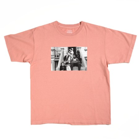 Doom Sayers 1266 De Haro T Shirt Peach