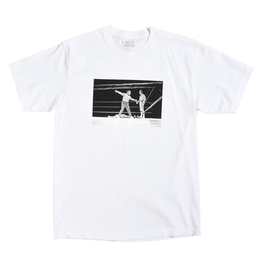 White T Shirts Knockout T Shirt in Stock Now