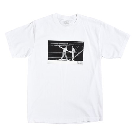 Doom Sayers Knockout T Shirt White