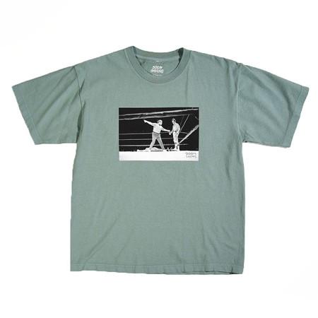 Doom Sayers Knockout T Shirt Ocean
