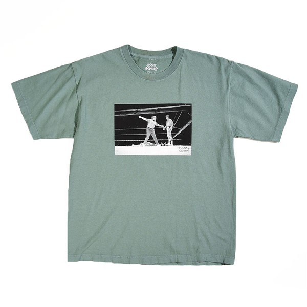 Doom Sayers Knockout T Shirt Ocean