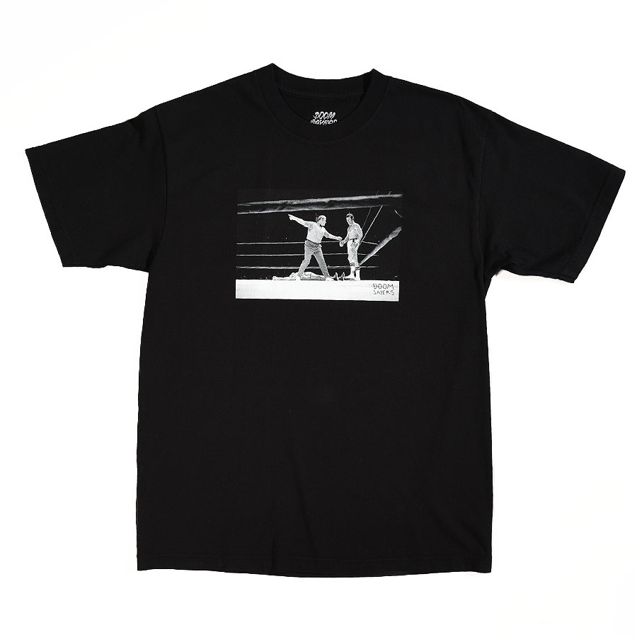Black T Shirts Knockout T Shirt in Stock Now