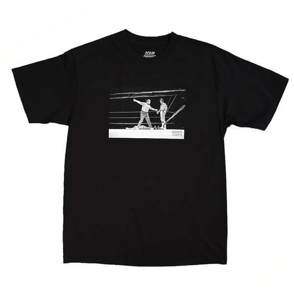 Doom Sayers Knockout T Shirt Black