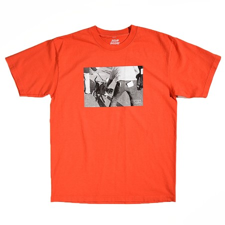 Doom Sayers Pitbull T Shirt Contractor Orange