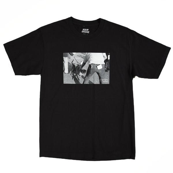 Doom Sayers Pitbull T Shirt Black