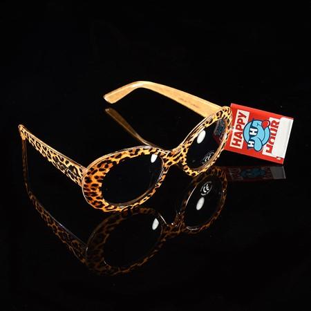 Happy Hour Shades Beach Party Sunglasses Cheetah