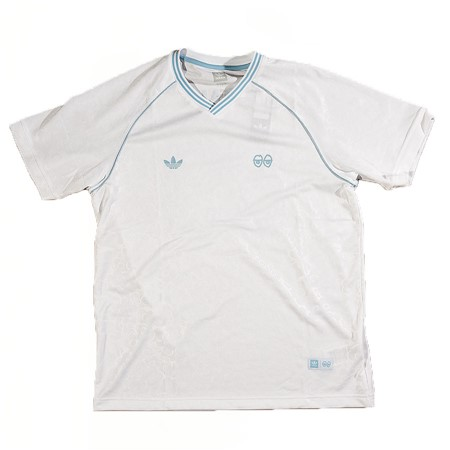 adidas adidas X Krooked Jersey White, Clear Blue