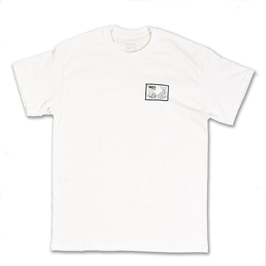 White T Shirts Snake Shake T Shirt in Stock Now