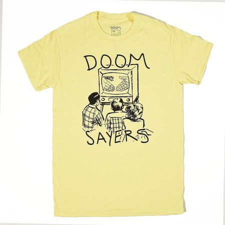Doom Sayers Kill Television T Shirt Lemonade