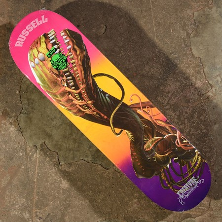 Creature Chris Russell Megabeast Deck