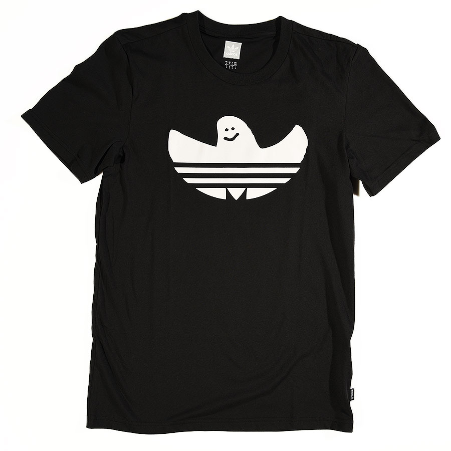 Black, White T Shirts Solid Shmoo T Shirt in Stock Now