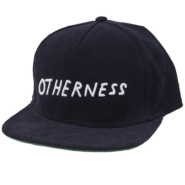 The Otherness Corduroy Hat Navy
